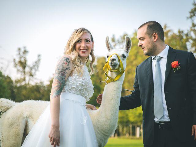 Il matrimonio di Riccardo e Melissa a Novedrate, Como 183