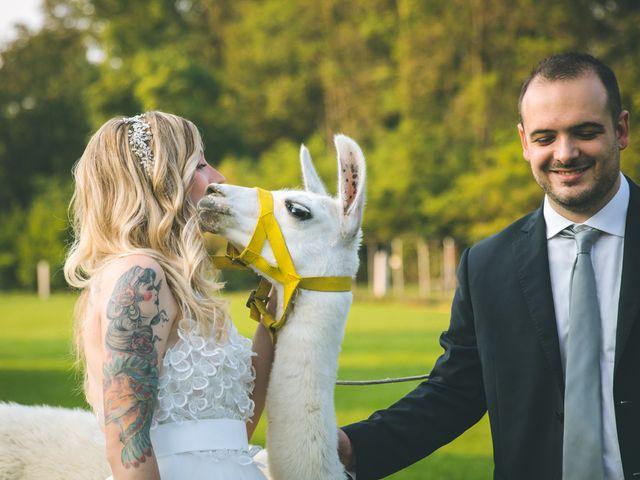 Il matrimonio di Riccardo e Melissa a Novedrate, Como 185
