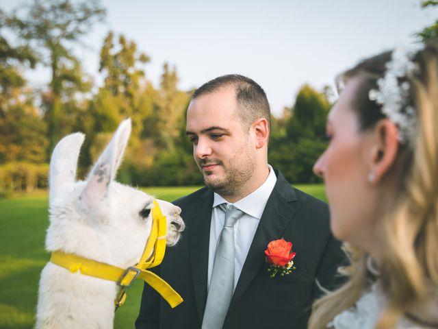 Il matrimonio di Riccardo e Melissa a Novedrate, Como 187