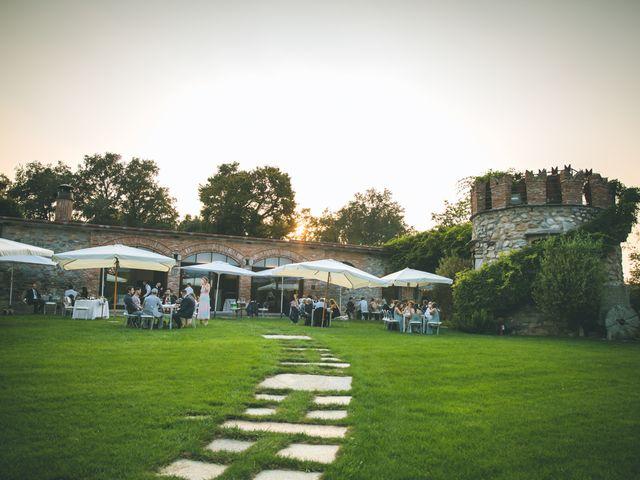 Il matrimonio di Riccardo e Melissa a Novedrate, Como 194