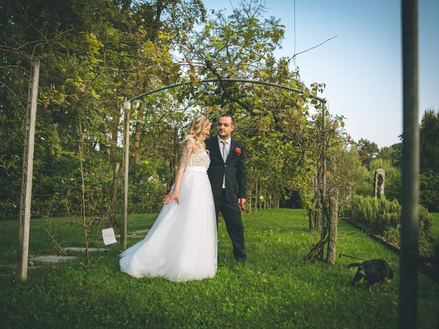 Il matrimonio di Riccardo e Melissa a Novedrate, Como 202