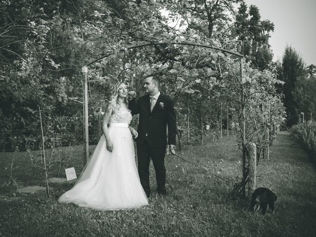 Il matrimonio di Riccardo e Melissa a Novedrate, Como 203