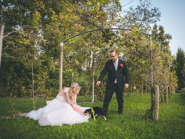 Il matrimonio di Riccardo e Melissa a Novedrate, Como 204