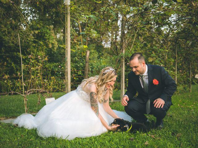 Il matrimonio di Riccardo e Melissa a Novedrate, Como 205