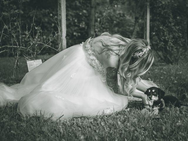 Il matrimonio di Riccardo e Melissa a Novedrate, Como 207