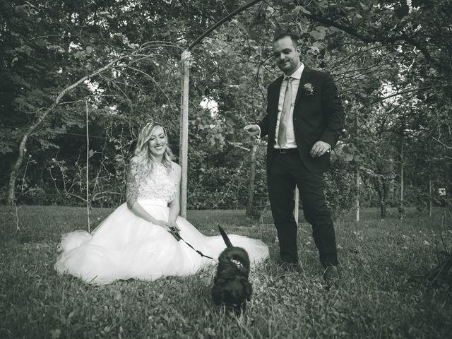 Il matrimonio di Riccardo e Melissa a Novedrate, Como 208