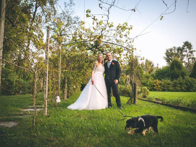 Il matrimonio di Riccardo e Melissa a Novedrate, Como 209