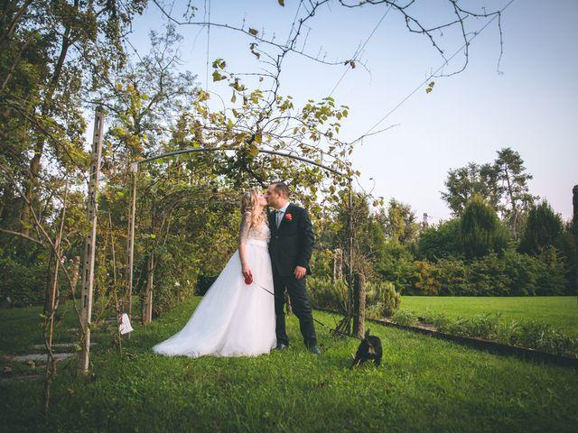 Il matrimonio di Riccardo e Melissa a Novedrate, Como 210