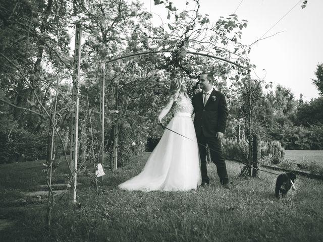 Il matrimonio di Riccardo e Melissa a Novedrate, Como 211