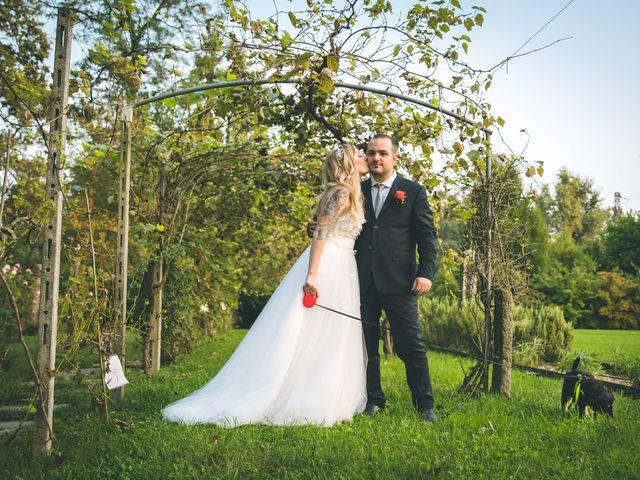 Il matrimonio di Riccardo e Melissa a Novedrate, Como 212
