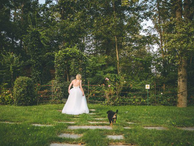 Il matrimonio di Riccardo e Melissa a Novedrate, Como 214