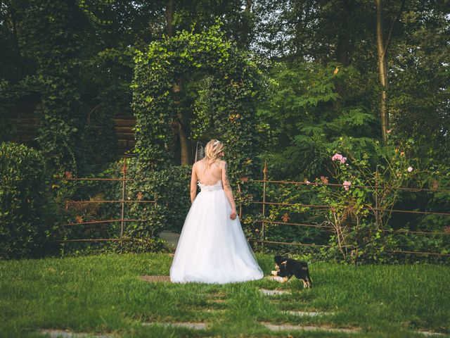 Il matrimonio di Riccardo e Melissa a Novedrate, Como 215