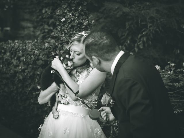 Il matrimonio di Riccardo e Melissa a Novedrate, Como 217