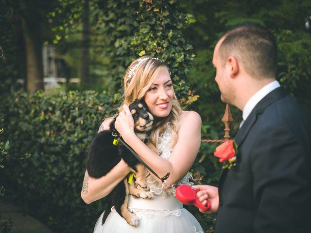 Il matrimonio di Riccardo e Melissa a Novedrate, Como 218