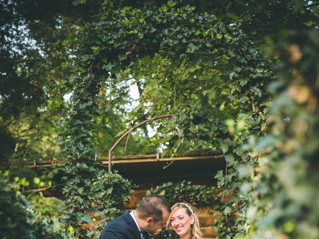 Il matrimonio di Riccardo e Melissa a Novedrate, Como 221