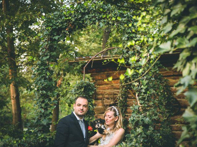 Il matrimonio di Riccardo e Melissa a Novedrate, Como 222