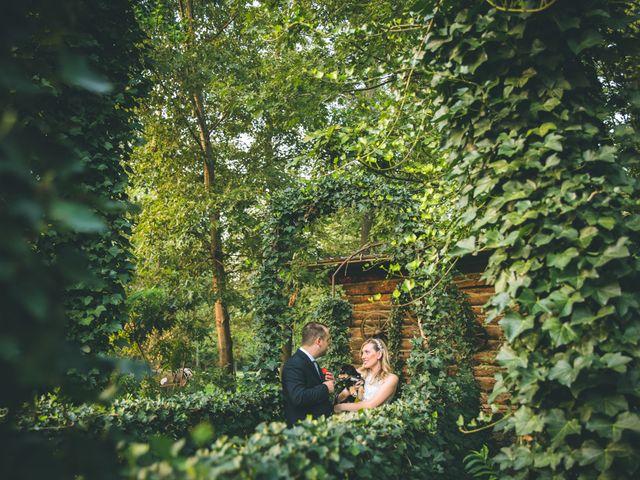 Il matrimonio di Riccardo e Melissa a Novedrate, Como 223