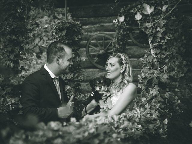 Il matrimonio di Riccardo e Melissa a Novedrate, Como 224