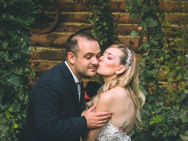 Il matrimonio di Riccardo e Melissa a Novedrate, Como 225