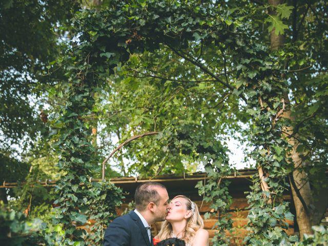 Il matrimonio di Riccardo e Melissa a Novedrate, Como 226