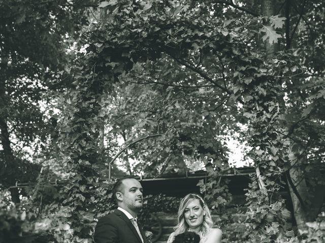 Il matrimonio di Riccardo e Melissa a Novedrate, Como 227