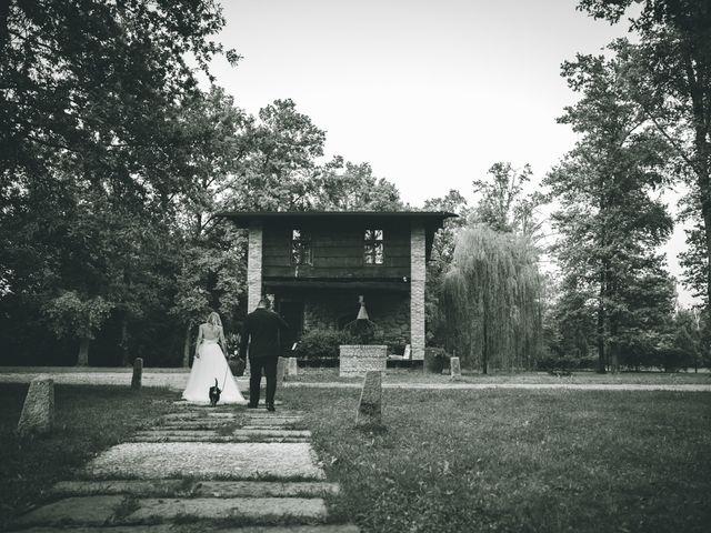 Il matrimonio di Riccardo e Melissa a Novedrate, Como 228