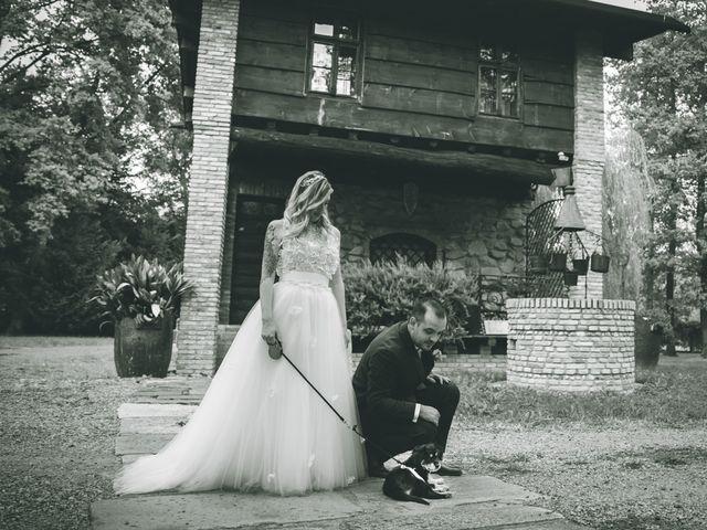 Il matrimonio di Riccardo e Melissa a Novedrate, Como 229