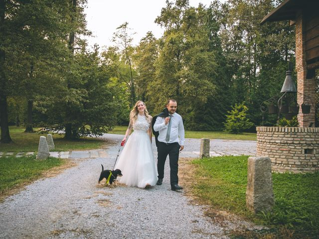 Il matrimonio di Riccardo e Melissa a Novedrate, Como 230