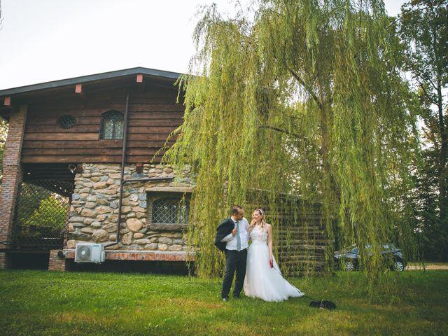 Il matrimonio di Riccardo e Melissa a Novedrate, Como 232