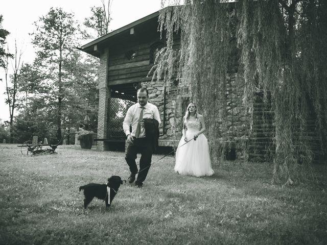 Il matrimonio di Riccardo e Melissa a Novedrate, Como 235