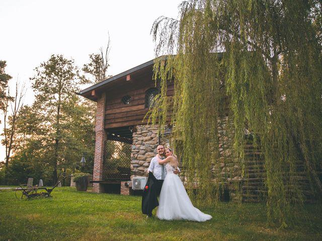 Il matrimonio di Riccardo e Melissa a Novedrate, Como 236