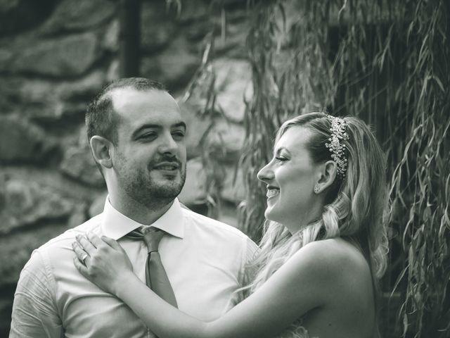Il matrimonio di Riccardo e Melissa a Novedrate, Como 238