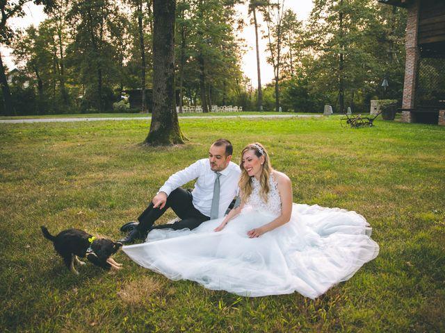 Il matrimonio di Riccardo e Melissa a Novedrate, Como 241