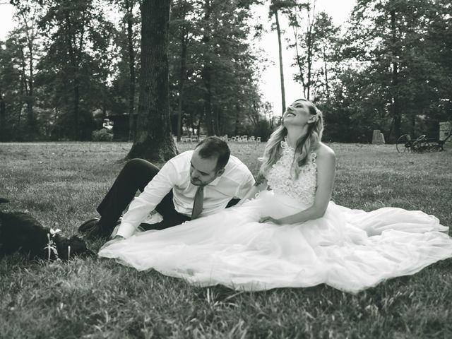 Il matrimonio di Riccardo e Melissa a Novedrate, Como 1