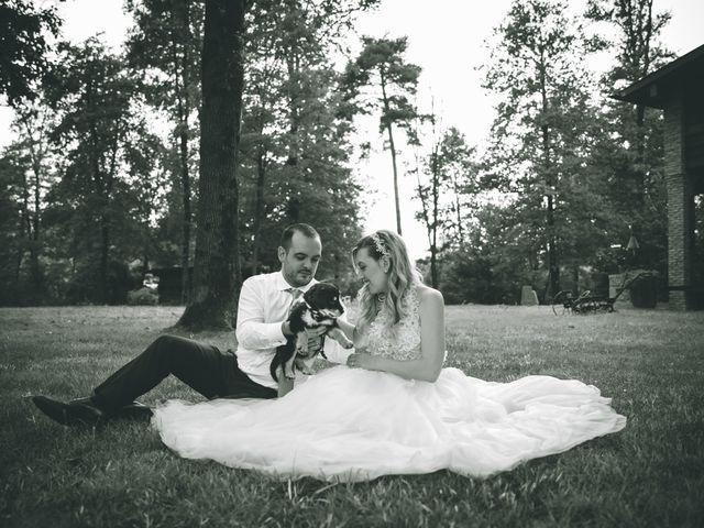Il matrimonio di Riccardo e Melissa a Novedrate, Como 242