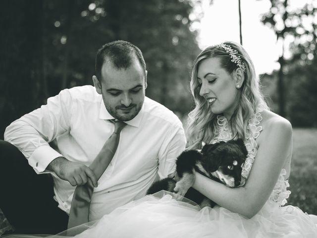 Il matrimonio di Riccardo e Melissa a Novedrate, Como 247
