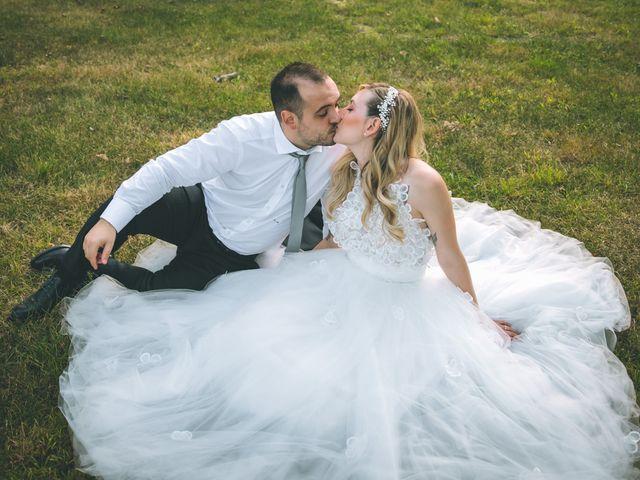 Il matrimonio di Riccardo e Melissa a Novedrate, Como 250