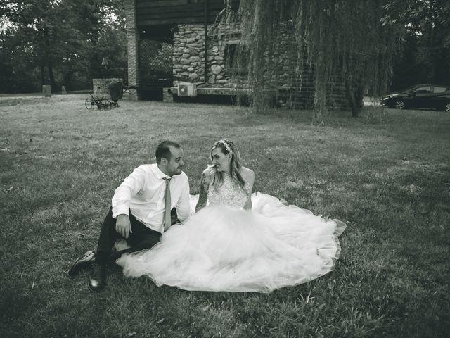 Il matrimonio di Riccardo e Melissa a Novedrate, Como 251