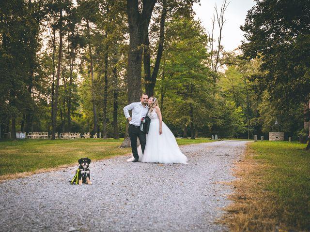 Il matrimonio di Riccardo e Melissa a Novedrate, Como 257