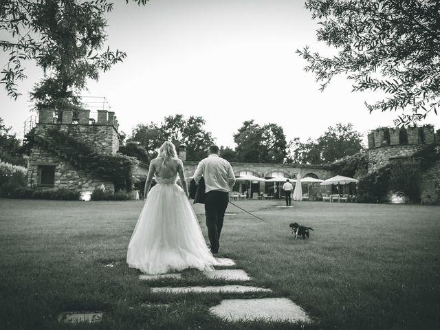 Il matrimonio di Riccardo e Melissa a Novedrate, Como 2