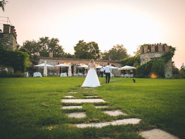 Il matrimonio di Riccardo e Melissa a Novedrate, Como 258