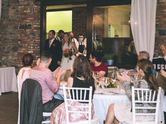 Il matrimonio di Riccardo e Melissa a Novedrate, Como 262