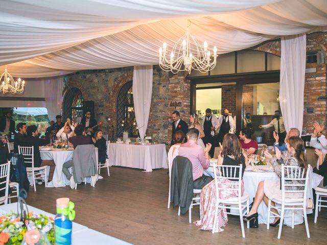 Il matrimonio di Riccardo e Melissa a Novedrate, Como 263