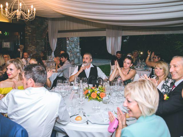 Il matrimonio di Riccardo e Melissa a Novedrate, Como 264
