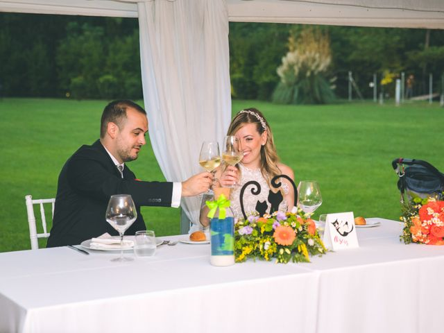 Il matrimonio di Riccardo e Melissa a Novedrate, Como 266
