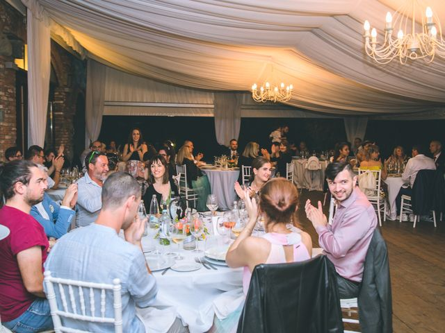 Il matrimonio di Riccardo e Melissa a Novedrate, Como 274