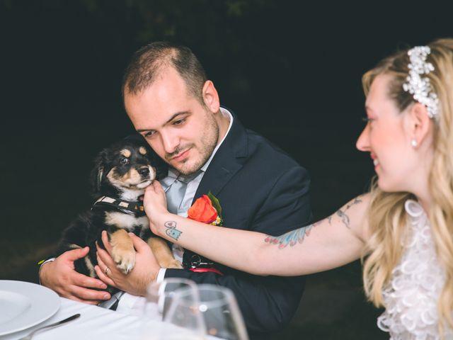 Il matrimonio di Riccardo e Melissa a Novedrate, Como 275
