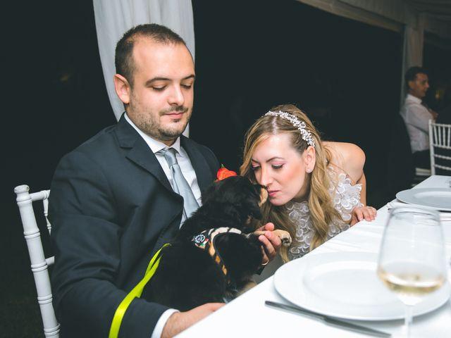Il matrimonio di Riccardo e Melissa a Novedrate, Como 276