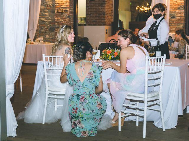 Il matrimonio di Riccardo e Melissa a Novedrate, Como 279