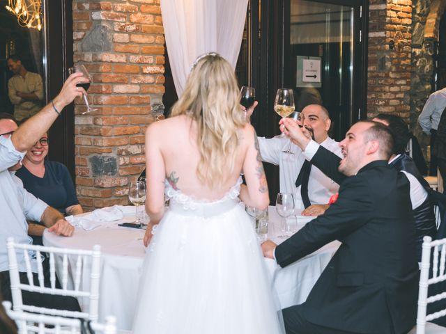 Il matrimonio di Riccardo e Melissa a Novedrate, Como 317